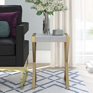 Compare prices Sanford End Table ByWilla Arlo Interiors
