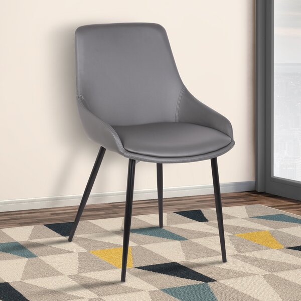 Kierra Contemporary Upholstered Dining Chair by Williston Forge