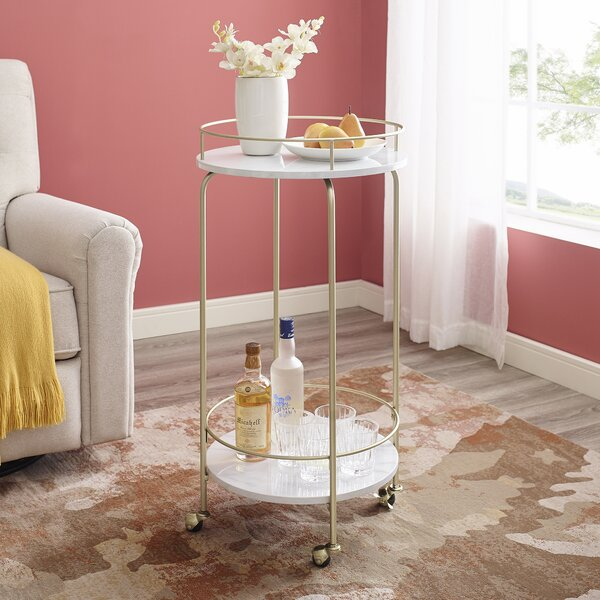 Laskey Bar Cart by Mercer41