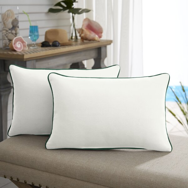 Sarasota  Outdoor Lumbar Pillow (Set of 2)