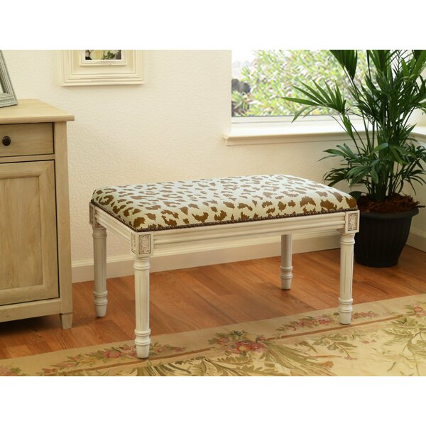 Wood Bench By 123 Creations Great price