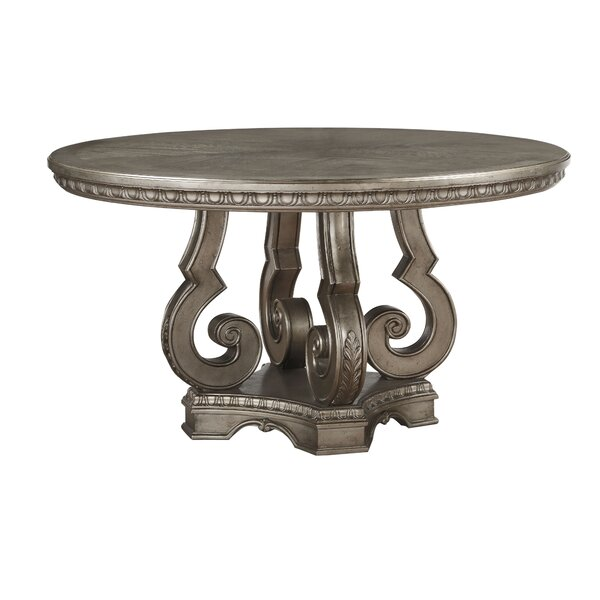 Bridewell Round Dining Table by Astoria Grand