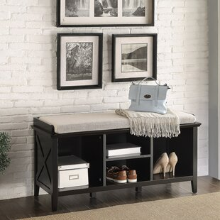 Read Reviews Callie Wood Storage Bench ByHomestyle Collection