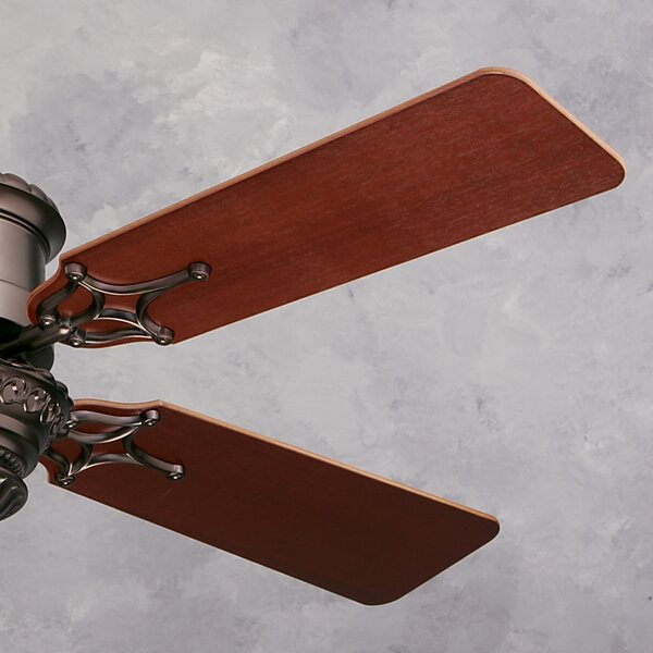 Box Ceiling Fan Blade Set (Set of 4) by Astoria Grand