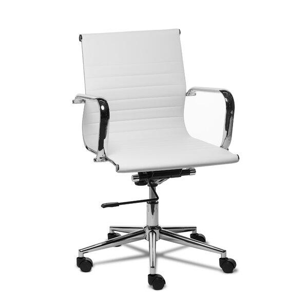 Greyson Midback Desk Chair by Ivy Bronx