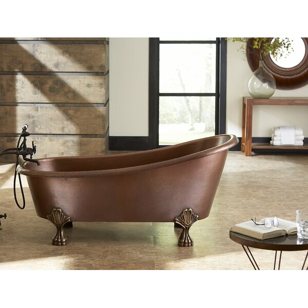Heisenberg 67.5 x 32 Soaking Bathtub by Sinkology