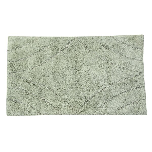 Barnes Diamond Bath Rug by The Twillery Co.