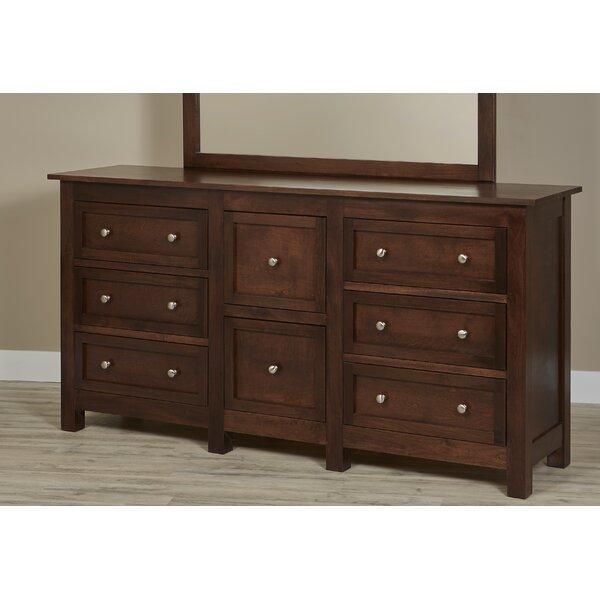 Jahiem 8 Drawer Dresser by Darby Home Co