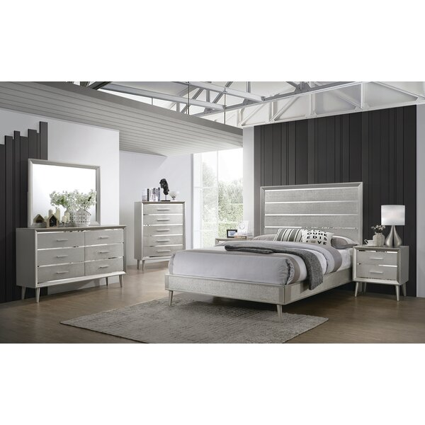 Windle Standard Configurable Bedroom Set by House of Hampton
