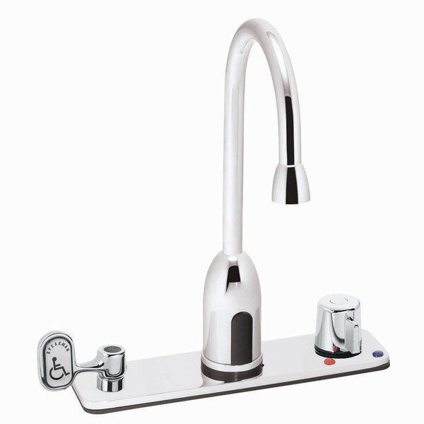 Sensorflo Battery-Powered Bathroom Faucet by Speakman Speakman