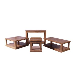 Guide to buy Laga 4 Piece Coffee Table Set By Loon Peak