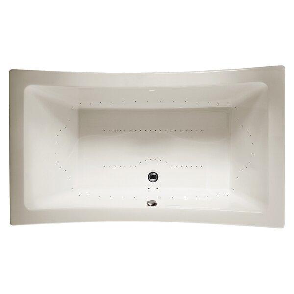 Allusion 72 x 36 Drop In Air Bathtub by Jacuzzi®
