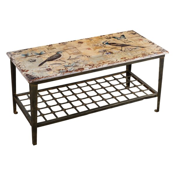 Rustic Bird Dining Table by Regal Art & Gift