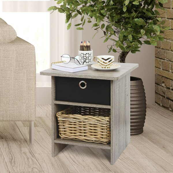 Brigette End Table by Ebern Designs