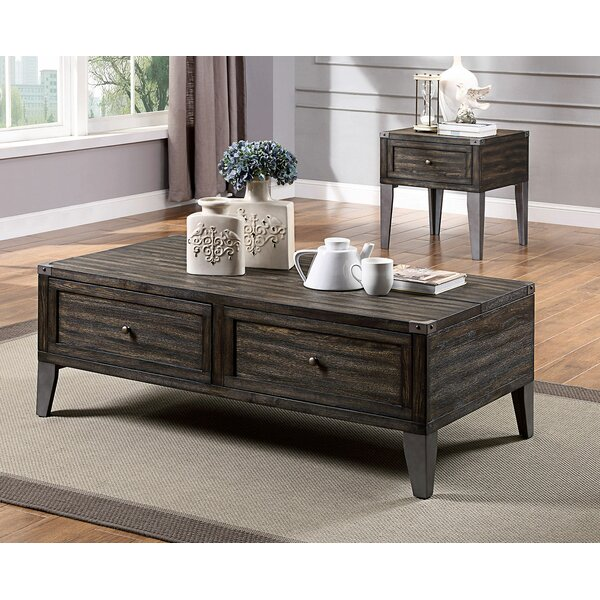 Catarina 2 Piece Coffee Table Set by Foundry Select Foundry Select