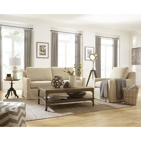 Brendon 2 Piece Living Room Set by Alcott Hill
