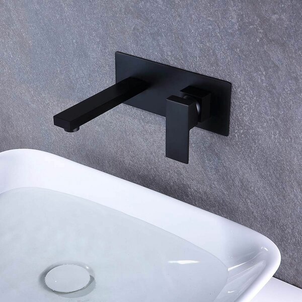 Wall Mount Bathroom Faucet By FlintGarden
