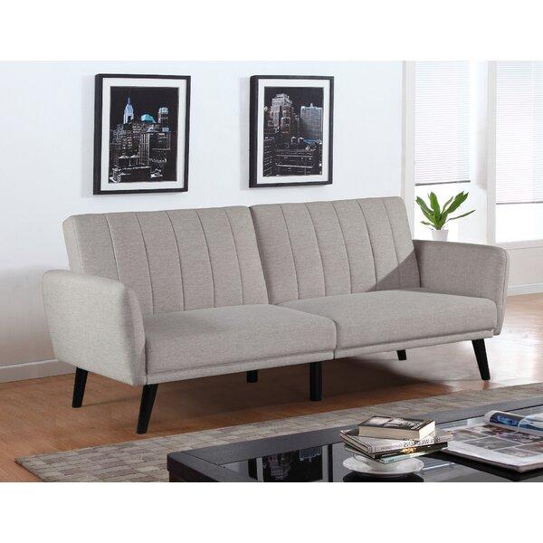 Princeville Futon Sofa by Brayden Studio