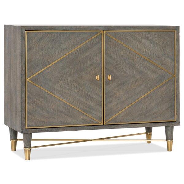 Melange Breck 2 Door Accent Chest by Hooker Furniture