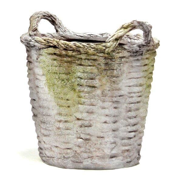 Kellye Fiberstone Pot Planter by OrlandiStatuary