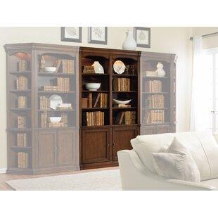 Best Cherry Creek Wall 87 Barrister Bookcase ByHooker Furniture
