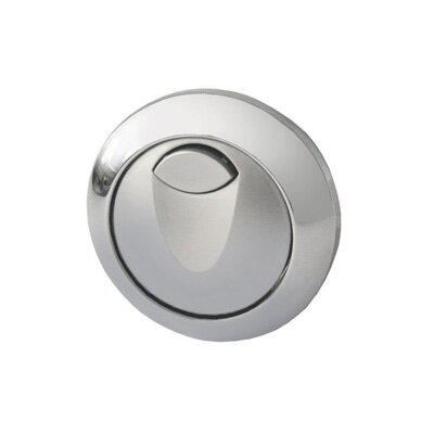 Push Button For Dual Flush by Grohe
