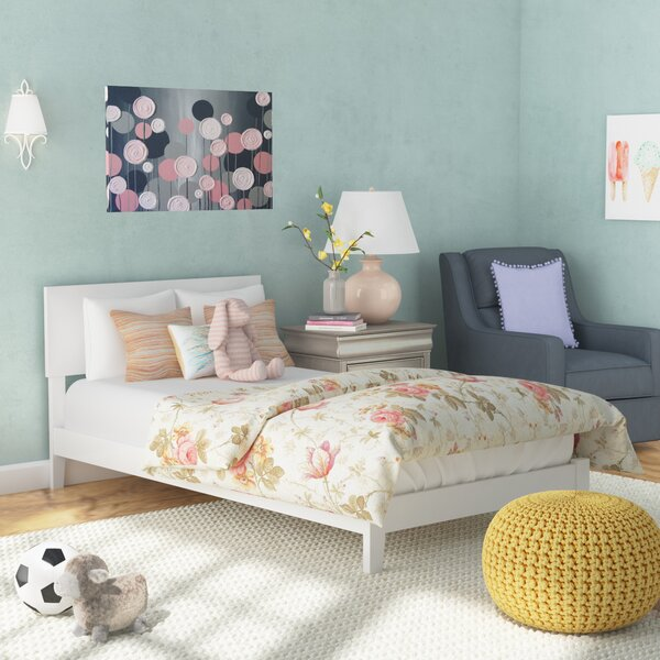 Wasilewski Panel Bed By Viv + Rae by Viv + Rae Cool