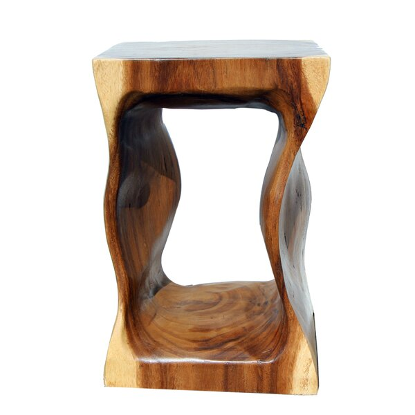 Wavy Stool by Asian Art Imports