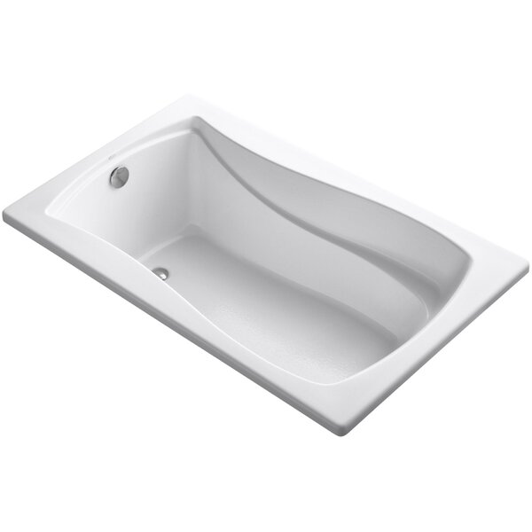 Mariposa Vibracoustic 60 x 36 Soaking Bathtub by Kohler