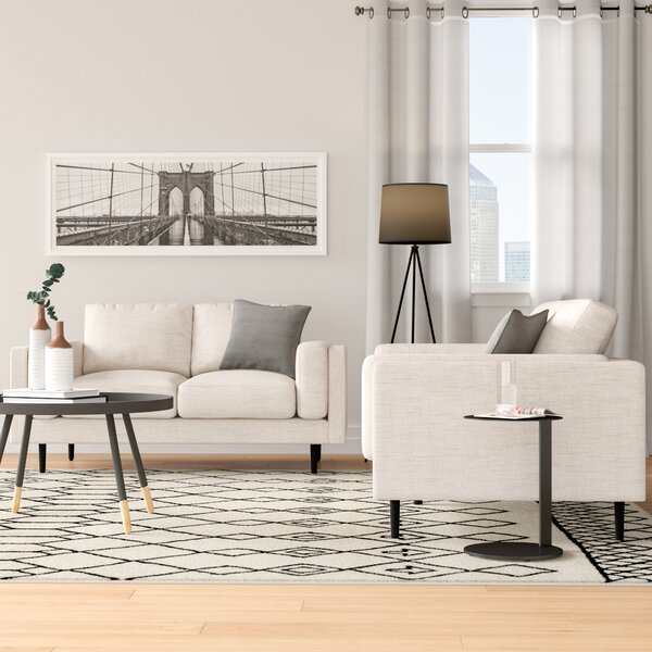 Cassidy 2 Piece Living Room Set by Modern Rustic Interiors