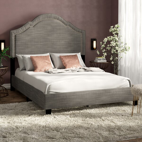 Gwyneth Upholstered Standard Bed by Willa Arlo Interiors