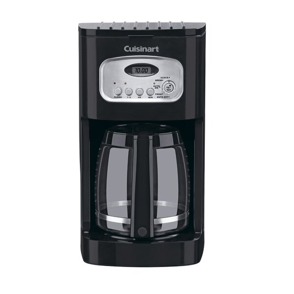 12 Cup Programmable Coffee Maker by Cuisinart
