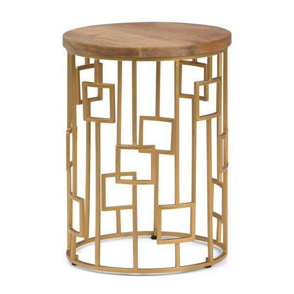 Rhys End Table by Simpli Home