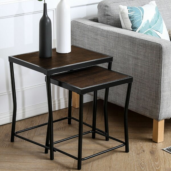 Bonsall Nesting End Table by Red Barrel Studio Red Barrel Studio