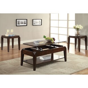 Best Reviews Docila 2 Piece Coffee Table Set By A&J Homes Studio