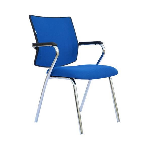 Soeren Guest Chair with Arms (Set of 2) by Orren Ellis