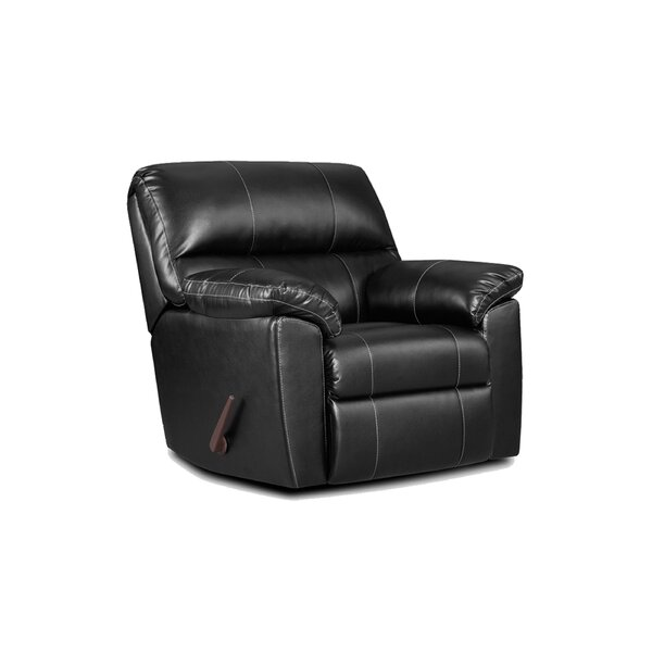 Keneth Faux Leather Manual Recliner W003392356