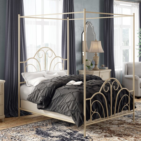 Devereaux Canopy Bed by Lark Manor