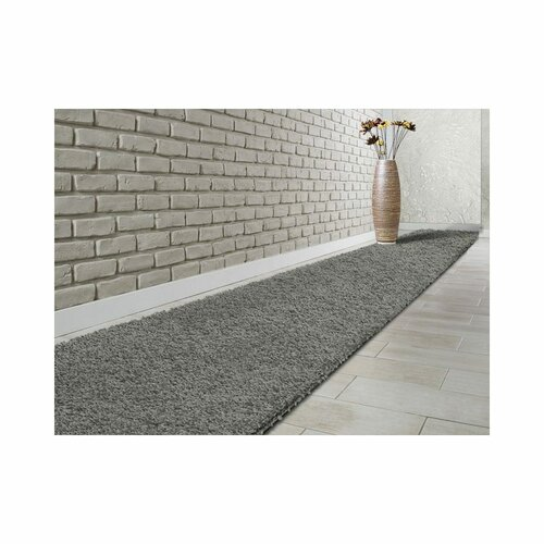 Equinox Tufted Grey Rug Ebern Designs Rug Size: Runner 300 x