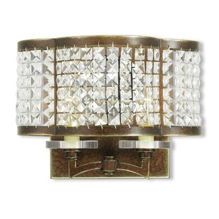 Affordable Price Wetzel 2-Light Wall Sconce By Willa Arlo Interiors