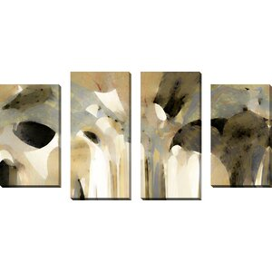 Angel Speaking To Jacob by Mark Lawrence 4 Piece Painting Print on Wrapped Canvas Set by Picture Perfect International