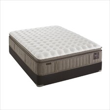 Estate Candidate IV Cushion 14.5 Inch Firm Pillowtop Mattress by Stearns & Foster