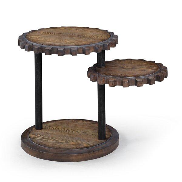 Shuksan End Table by Trent Austin Design