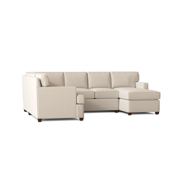 Compare Price Alessandro U-Shaped Sectional