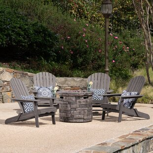 Liev 5 Piece Conversation Set By Highland Dunes