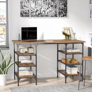 Where buy  Charlestown Counter Height Rectangular Writing Desk ByTrent Austin Design