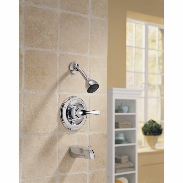 Other Core Tub and Shower Faucet Trim with Lever H