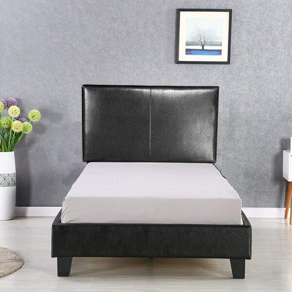 Farnham Twin Upholstered Platform Bed by Ebern Designs