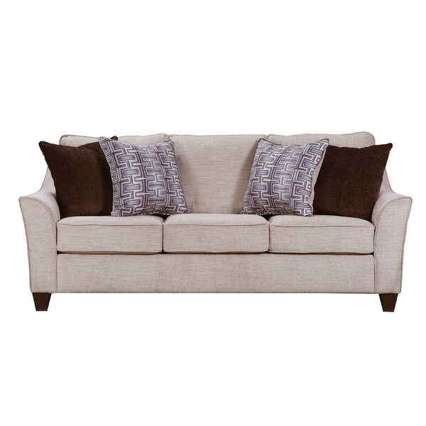 Henslee Queen Sofa Bed by Alcott Hill