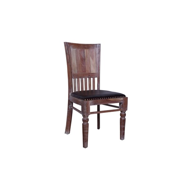 Anneville Upholstered Dining Chair (Set of 2) by Bloomsbury Market